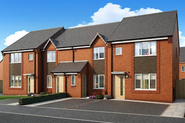 "Thumbnail Property for sale in ""The Eston"" at Central Avenue, Speke, Liverpool"