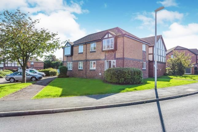Front Views of Greenfinch Court, Blackpool, Lancashire FY3