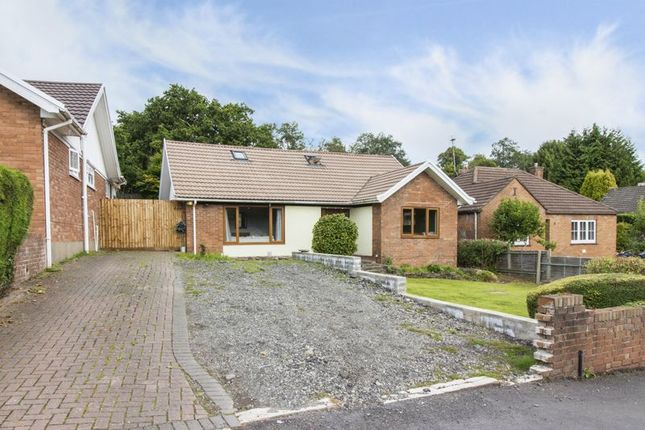 Thumbnail Detached bungalow for sale in Hobart Close, Newport