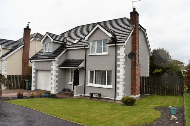 Thumbnail Detached house for sale in Knockcairn Lodge, Crumlin