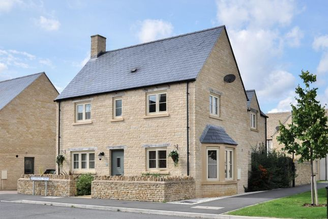 Thumbnail Detached house for sale in Brambling Mews, South Cerney, Cirencester
