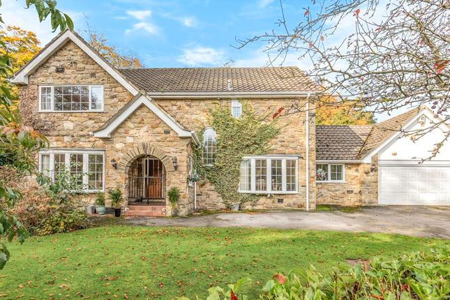 Thumbnail Detached house for sale in The Glade, Scarcroft, Leeds