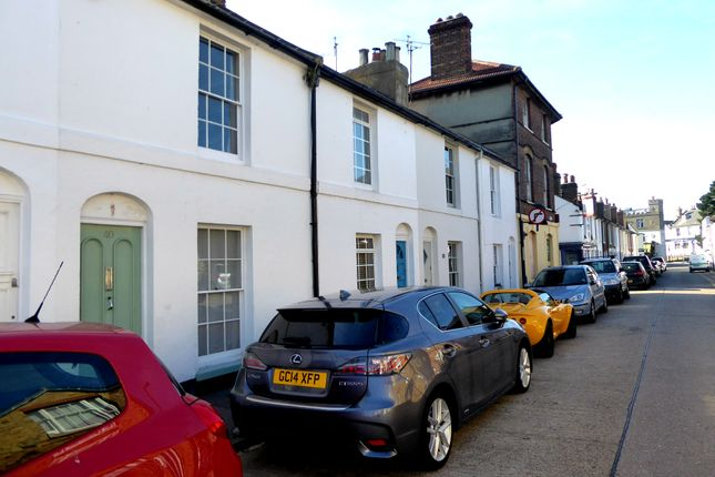 Thumbnail Terraced house to rent in Woodlawn Street, Whitstable