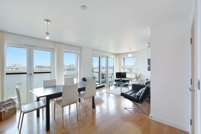 Thumbnail Flat to rent in Greenwich, London