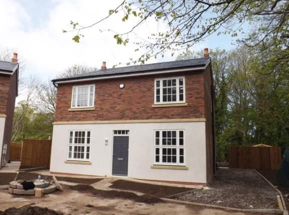 Thumbnail Detached house for sale in Well Street, Holywell, Flintshire