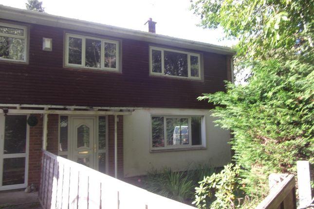 Thumbnail Semi-detached house to rent in Oak Tree Lane, Gilwern