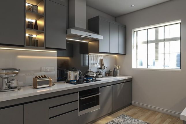 Detached house for sale in Lightwater, Surrey