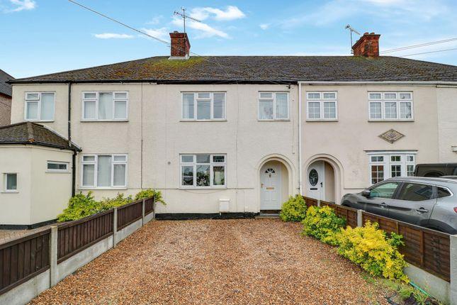 Thumbnail Terraced house for sale in Church Road, Benfleet