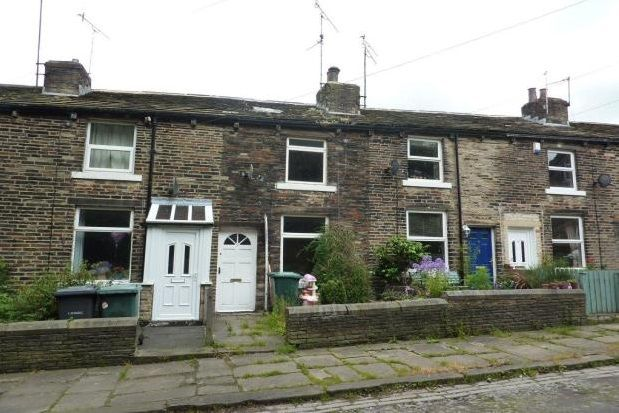 Thumbnail Terraced house to rent in Victoria Street, Cullingworth, Bradford