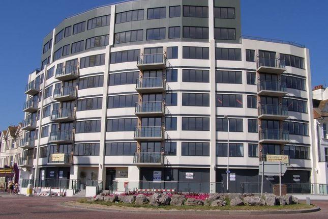 Thumbnail Flat to rent in De La Warr Heights, 1 Marina, Bexhill