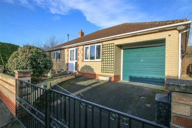 Thumbnail Bungalow to rent in South Rise, Market Rasen, Lincolnshire