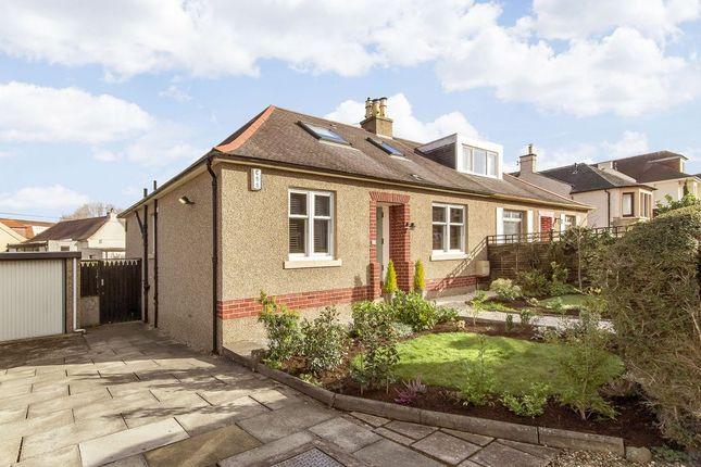 Thumbnail Semi-detached house for sale in Corbiehill Grove, Edinburgh
