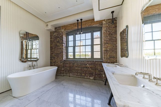 Thumbnail Flat to rent in Chapel Lofts, Belmont Street, London