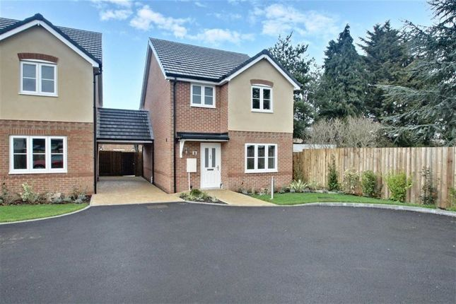 Thumbnail Detached house for sale in Jubilee Close, Adeyfield, Hemel Hempstead