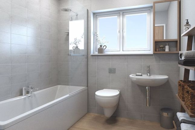 Thumbnail Flat for sale in Princes Gate, High Wycombe