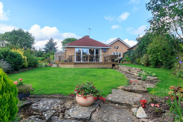 Thumbnail Detached bungalow for sale in Howle Hill, Ross-On-Wye