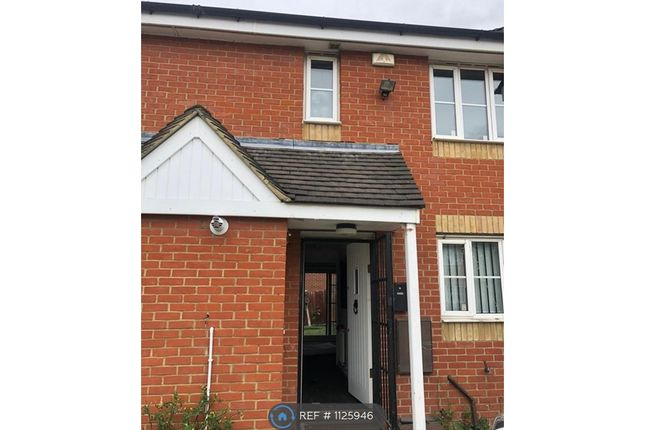 Thumbnail Terraced house to rent in Henry Addlington Close, London
