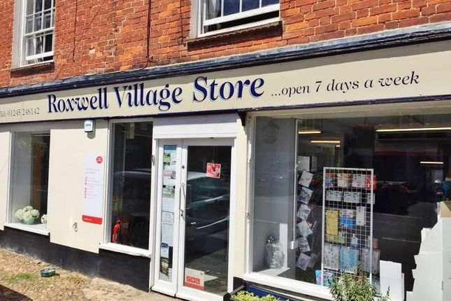 Thumbnail Retail premises for sale in The Street, Chelmsford