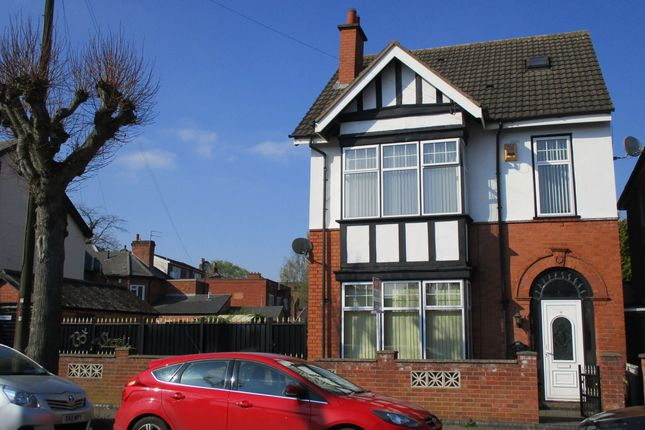Thumbnail Detached house for sale in Windsor Avenue, Leicester