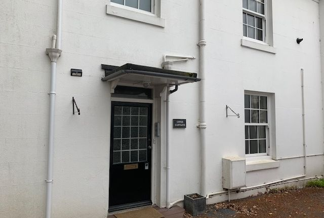 Thumbnail Maisonette to rent in Woodend Road, Torquay