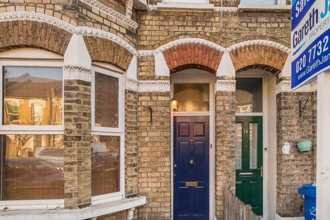 Thumbnail Terraced house to rent in Elcot Avenue, London