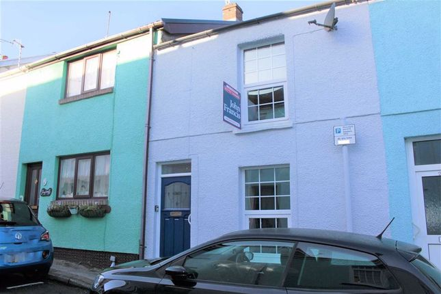 Thumbnail Terraced house for sale in Park Street, Mumbles, Swansea