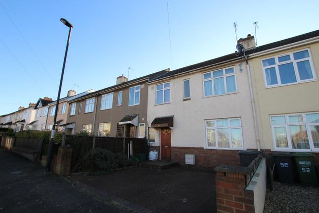 Thumbnail Property to rent in West Park Road, Staple Hill, Bristol