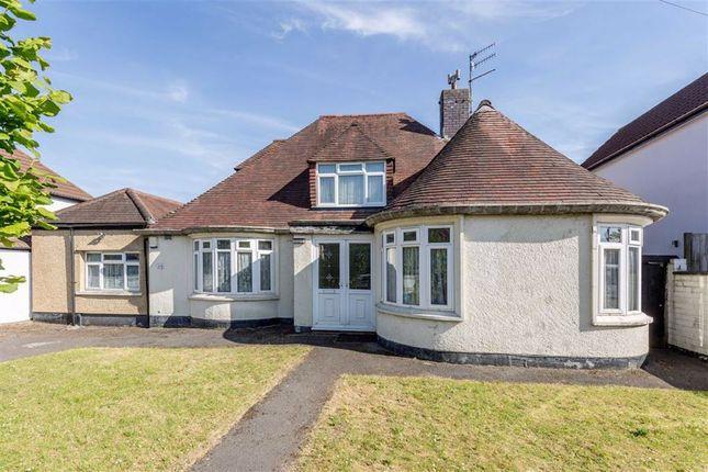 Thumbnail Detached bungalow for sale in Brecon Road, Henleaze, Bristol