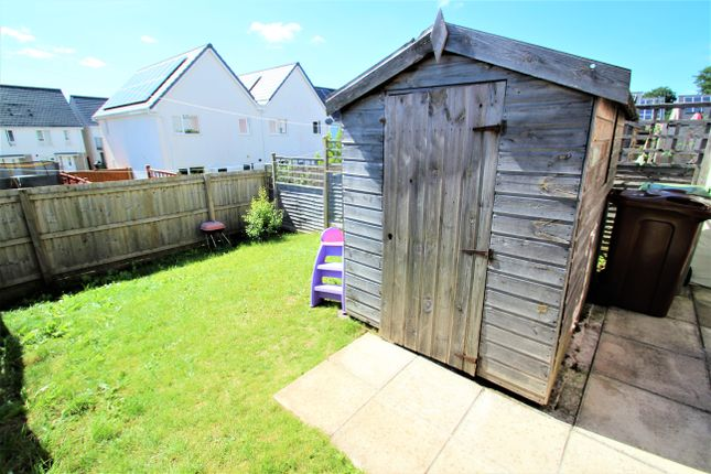 Thumbnail Semi-detached house to rent in Yellowmead Road, Plymouth