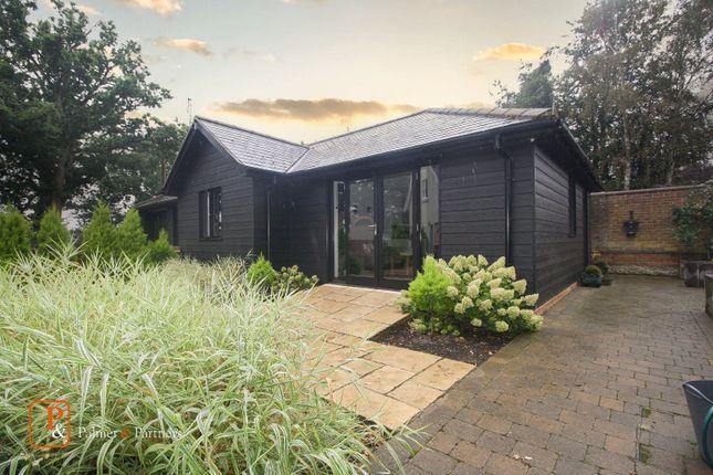 Thumbnail Bungalow to rent in Chapel Road, Langham, Essex