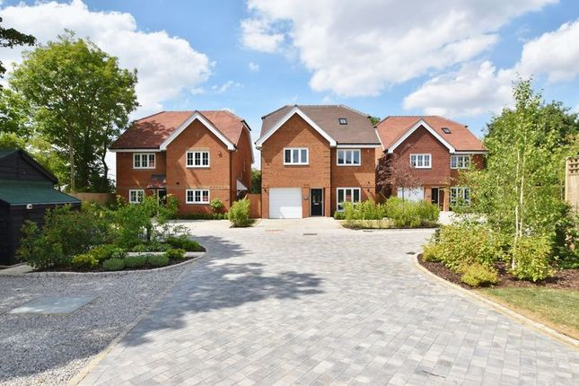 Thumbnail Detached house for sale in Watchet Lane, Holmer Green, High Wycombe