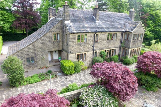 Thumbnail Detached house for sale in Park Gate, Park Road, Guiseley