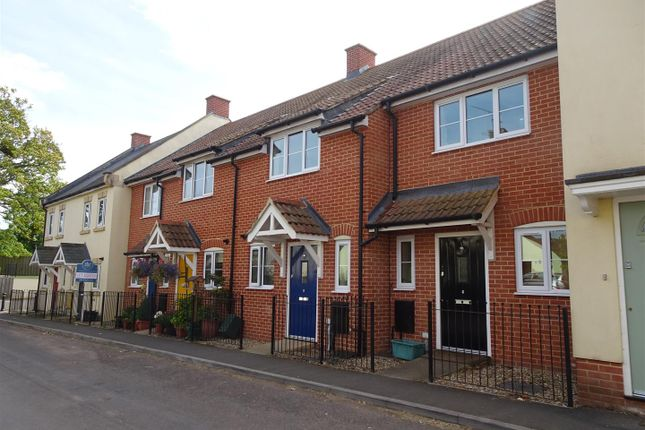 Thumbnail Terraced house to rent in Knapp Lane, North Curry, Taunton