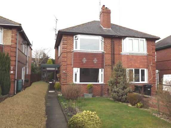 Thumbnail Semi-detached house for sale in Greenfields Avenue, Harrogate, North Yorkshire