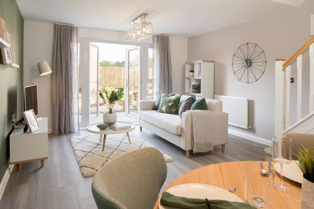 """Thumbnail Terraced house for sale in """"Richmond"""" at Cricket Field Grove, Crowthorne"""