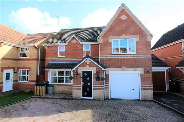 Thumbnail Detached house for sale in Bright Meadow, Halfway, Sheffield