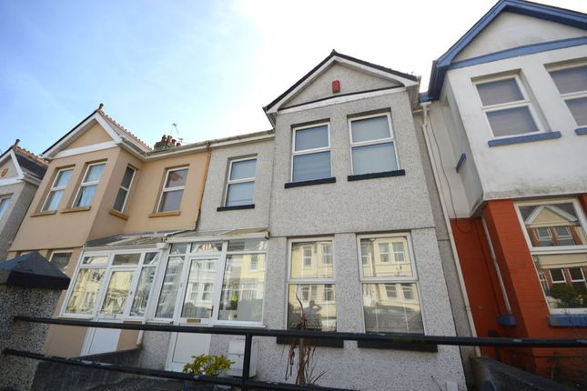 Thumbnail Terraced house to rent in Stangray Avenue, Plymouth
