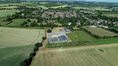 Thumbnail Land for sale in Commercial Development Opportunity, Manor Farm, Vicarage Lane, Packington, Leicestershire