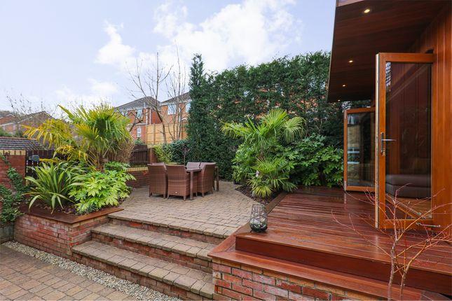 Garden of Moorthorpe Dell, Owlthorpe, Sheffield S20