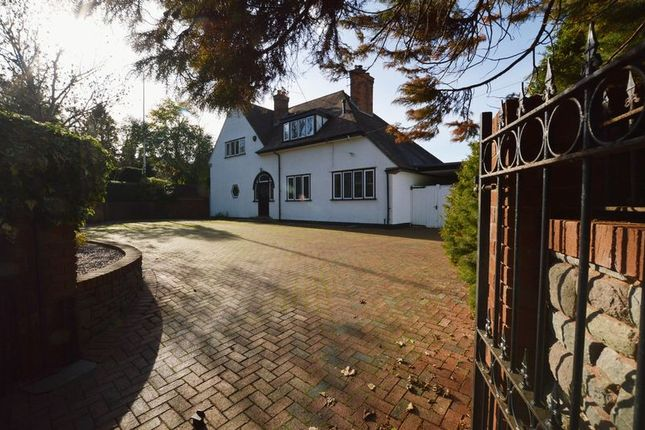 Thumbnail Detached house for sale in Church Road, Winscombe