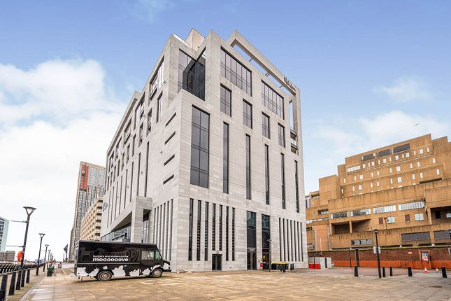 Thumbnail Flat for sale in 8 William Jessop Way, Liverpool, Merseyside