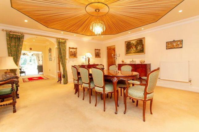 Dining Hall of The Springs, Bowdon, Altrincham WA14