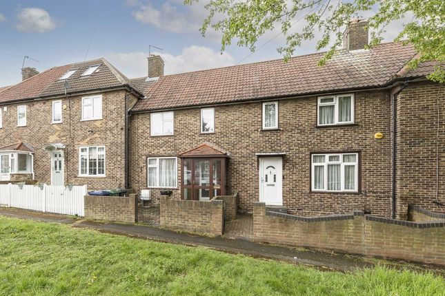 Thumbnail Terraced house to rent in Westcott Crescent, London