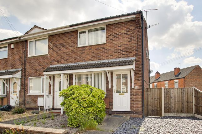 2 bed semi-detached house to rent in Cross Street, Arnold, Nottinghamshire NG5