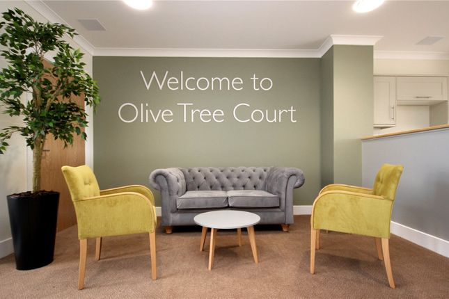 Thumbnail Flat to rent in Olive Tree Court, Chessel Drive, Bristol, South Gloucestershire
