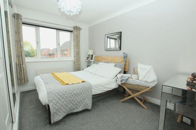 Bedroom One of Chapel Lane, Harriseahead, Stoke-On-Trent ST7