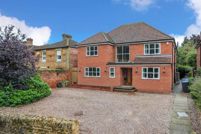Thumbnail Detached house for sale in Harlestone Road, Dallington, Northampton