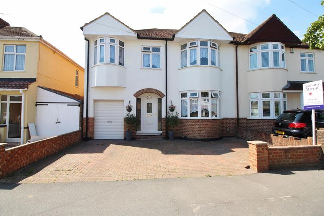 Thumbnail Semi-detached house for sale in Sydney Road, Bexleyheath
