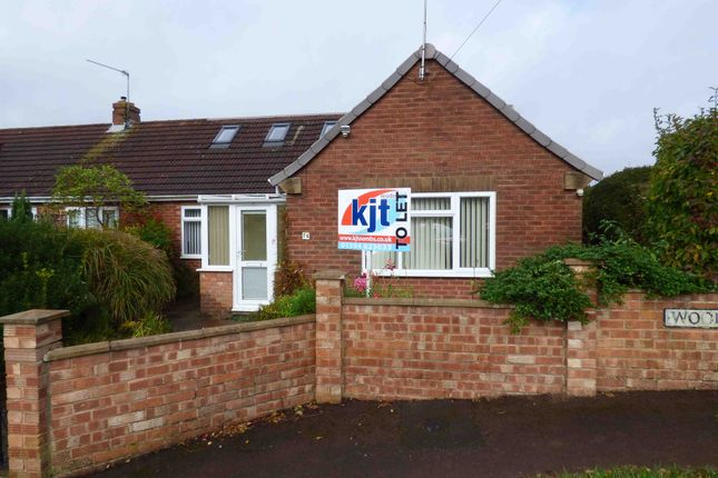 Thumbnail Semi-detached bungalow to rent in Woodside Avenue, Cinderford