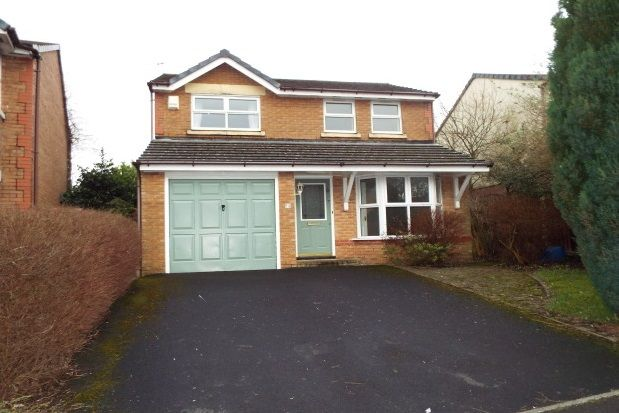 Thumbnail Property to rent in Sweet Clough Drive, Burnley